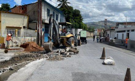 Alcaldía sustituye 460 metros lineales de colectores en 3 parroquias de Girardot