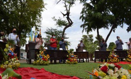 Antorcha de Sorocaima I fue declarada patrimonio histórico, deportivo y cultural de Mariño