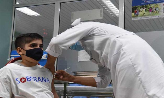 Comienza en Cuba ensayo clínico antiCovid-19 en niños y adolescentes