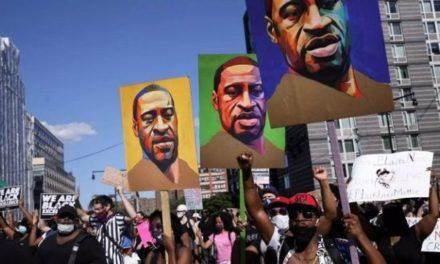 Condenan a más de 22 años de prisión al expolicía que asesinó a George Floyd