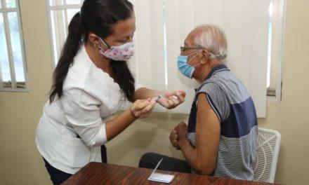 Continúa II fase del Plan Nacional de Vacunación Masiva contra la Covid-19 en Aragua