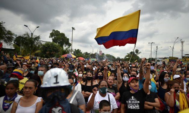 Continúan movilizaciones en Colombia en ausencia de acuerdo entre Comité Nacional de Paro y Gobierno