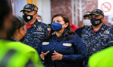 Cuadrantes de Paz de Caracas recibieron equipamiento para fortalecer la seguridad ciudadana