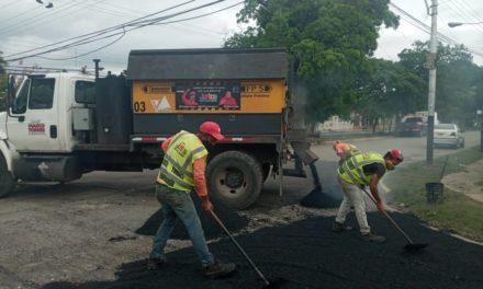 Gobernación de Aragua ha colocado más de 13 mil toneladas de asfalto en la entidad en lo que va de 2021