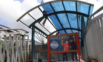 Alcalde Pedro Hernández apuntala derecho a la ciudad con rehabilitación de espacios públicos en Las Tejerías
