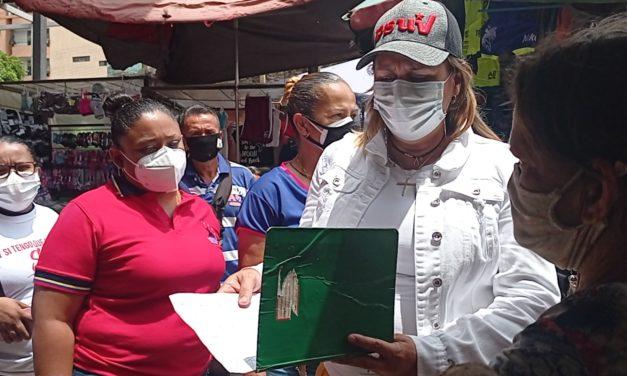 Gobierno de Ribas asumió compromiso con los trabajadores de la economía social
