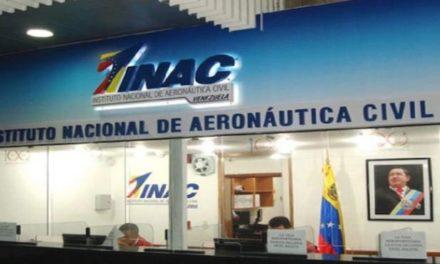 Inac autoriza operaciones aerocomerciales en semana de flexibilización