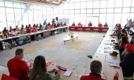 Presidente Maduro: PSUV elegirá candidatos a elecciones del 21NOV a través de un método democrático y transparente