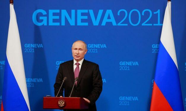 Putin tras cumbre con Biden: Fue un encuentro con diferencias, sin hostilidad y fructífero