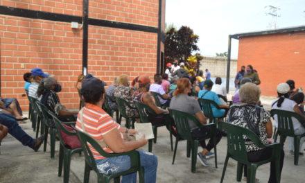 Realizada jornada de pago de servicios y actualización de Corpoelec en Linares Alcántara