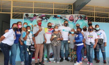 Alcaldía de Mariño lanzó programa de Atención Integral al Adulto Mayor Mariño Te Abraza