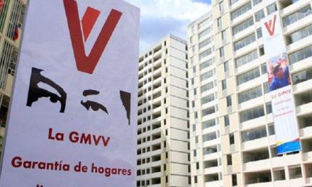 Culminada la vivienda 3.595.587 de la GMVV en todo el territorio nacional