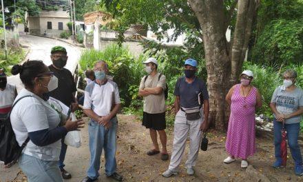Fortalecen organización y formación del Poder Popular en el sector El Samán en El Castaño