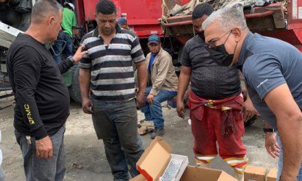 Gobierno Bolivariano fortalece el servicio del manejo integral de desechos sólidos en Linares Alcántara