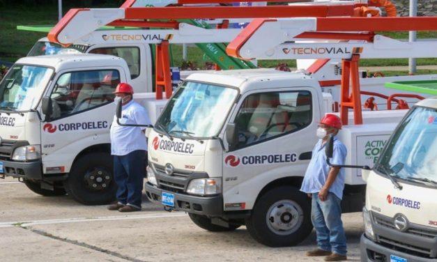 Gobierno Nacional recupera y activa 27 vehículos de flota pesada para fortalecer el SEN