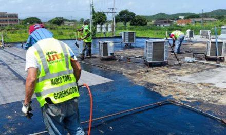 Gobierno de Aragua inició trabajos de rehabilitación en ambulatorio de Arsenal