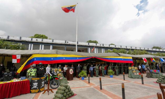 Palabras del MG José Murga con motivo del acto de transmisión de mando de la ZODI Aragua