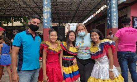 Movimiento por la Paz y la Vida realizó toma deportiva y cultural en Mario Briceño Iragorry