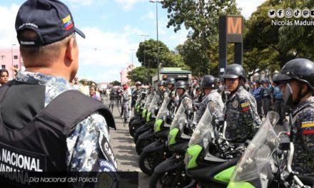 Jefe de Estado conmemora el Día Nacional del Policía