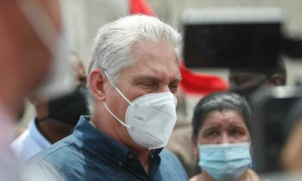Presidente Díaz-Canel exige respeto a la soberanía y autodeterminación del pueblo cubano