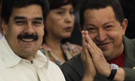 Presidente Maduro: Mi compromiso de vida siempre será con el legado de Hugo Chávez