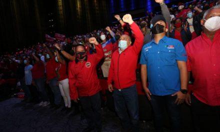 Pueblo aragüeño celebró los 67 años del natalicio del Comandante Eterno Hugo Chávez Frías