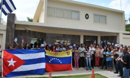 Venezuela manifiesta su respaldo a Cuba en medio de desestabilizaciones orientadas desde el imperio
