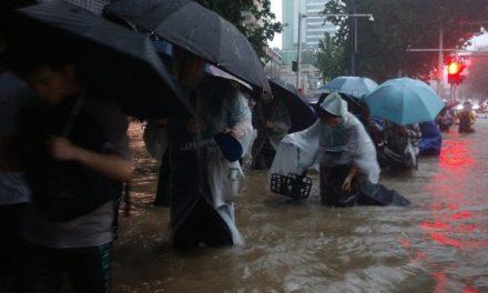 Venezuela se solidariza con China por lluvias torrenciales que han afectado a la provincia de Henan