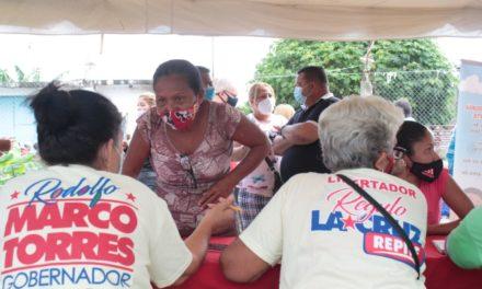 Alcaldía de Libertador realizó jornada de atención social en la comunidad Emmanuel