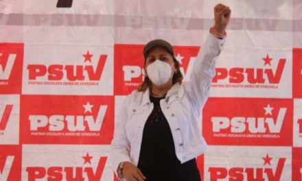 Alcaldesa Sumiré Ferrara: Vamos hoy con fuerza a demostrar que somos el partido más democrático del mundo
