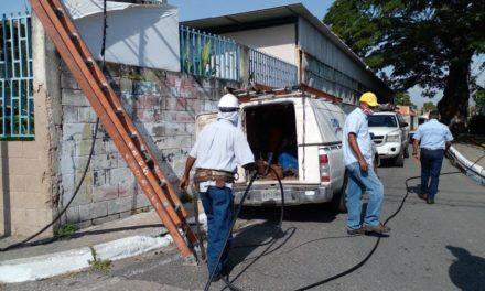 Cantv atendió la restitución de servicios a más de 4 mil 800 suscriptores de Aragua