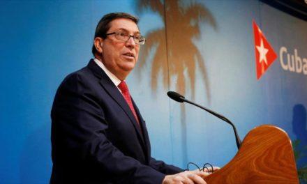 Cuba denunció que bloqueo de EE.UU. obstaculiza el desarrollo de tecnologías en su país