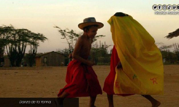 Presidente Maduro conmemora la danza de la Yonna como ejemplo de cultura ancestral del pueblo Wayúu