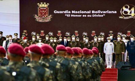 G/J Padrino López: FANB ha defendido el honor militar y nacional