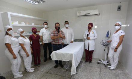 Gobierno Bolivariano de Aragua realizó obra de adecuación y modernización de Clínica Popular de Tejerías