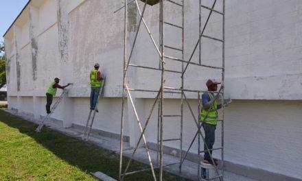 Gobierno de Aragua avanza en la rehabilitación del Complejo Cultural Santos Michelena