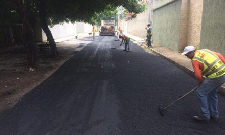 Gobierno de Aragua ha colocado más de 8 mil toneladas de asfalto a través del Plan de Bacheo en tu Comunidad
