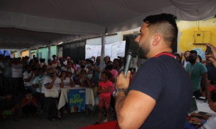 Más de 16 mesas de trabajo se conformaron en la asamblea Yo Propongo en San Carlos