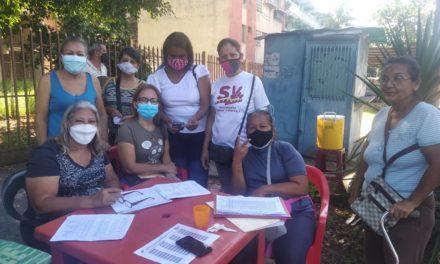 Militantes del PSUV de Mario Briceño Iragorry participaron masivamente en Elecciones Primarias Abiertas