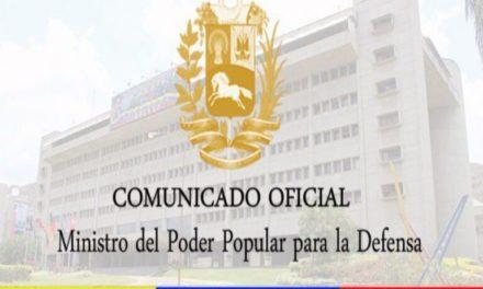Padrino López labor de la GNB en su 84° aniversario