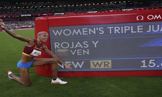 La campeona olímpica Yulimar Rojas hará el saque de honor en duelo del Barcelona frente al Getafe este domingo