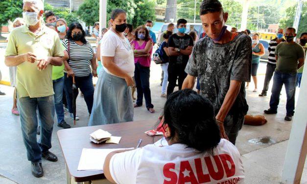 Activados CDI y Ambulatorios en el Municipio Sucre para jornadas de vacunación contra la Covid -19