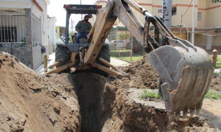 Alcaldía de Girardot ha sustituido 570 metros lineales de colectores en la Parroquia Joaquín Crespo