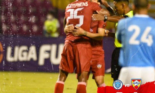 Aragua FC se reencontró con la victoria en Valencia