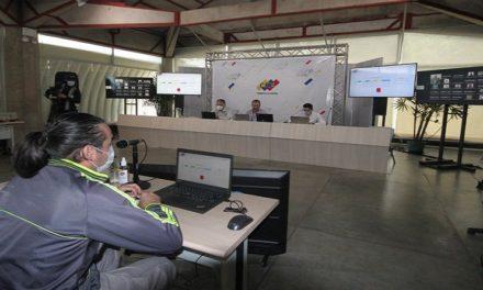 CNE finaliza tercera jornada de auditoría del software de las máquinas de votación de cara a megaelecciones del 21Nov