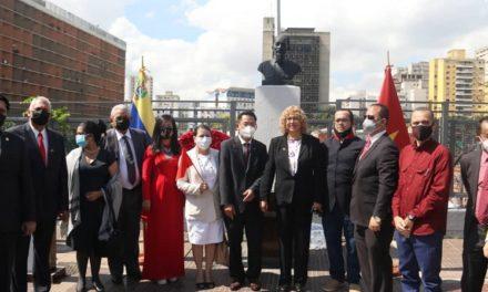 Celebran en Venezuela 76 años de la independencia de Vietnam