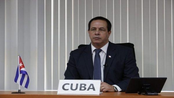Cuba agradece a la OPS por apoyo para enfrentar la Covid-19