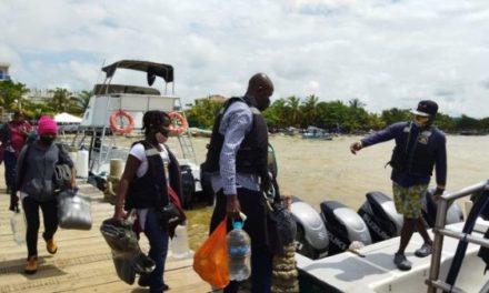 Denuncian que empeora situación humanitaria en Necoclí, Colombia