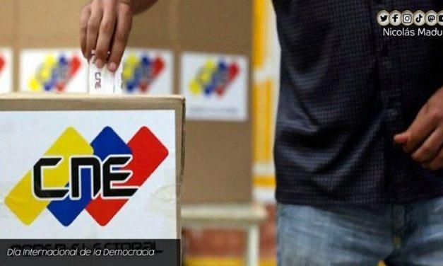 En el Día Internacional de la Democracia, Venezuela reafirma el derecho soberano a elegir sin injerencias imperiales