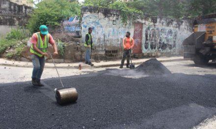 Eje 7 del Casco de Turmero atendido mediante Plan de Abordaje Integral de Servicios Públicos